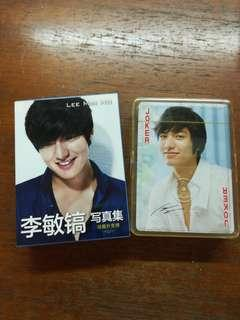 Lee Min Ho Playing Card