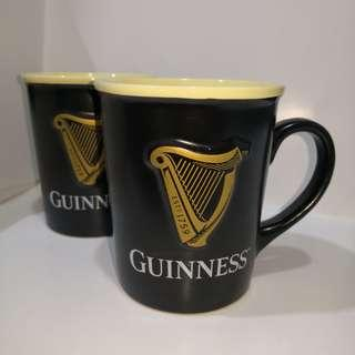 Guinness cup 2pcs