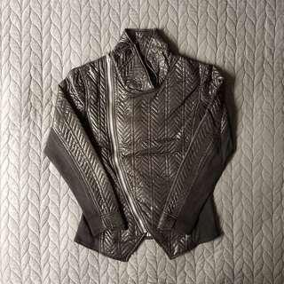 SPY by Henry Lau Quilted Jacket