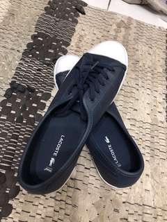 Authentic LACOSTE Women Leather Shoe - UK5