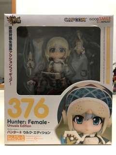 376 Nendoroid Hunter: Female - Lagombi/Urcusis Edition