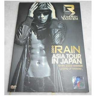 BI RAIN – 2009 RAIN ASIA TOUR IN JAPAN [RAIN 2009 LEGEND OF RAINISIM]