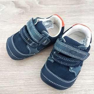 6f5528c35a18 BNIB Clarks Baby Boy Shoes
