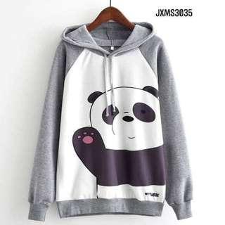 Gray Bear Jacket