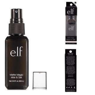 🚚 🔥elf Matte Magic Mist & Set - makeup setting spray (60ml)🔥elf lip exfoliator 🔥Lowest $🔥Restocked March 2019🔥