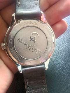 Jam tangan original Alexander Christie