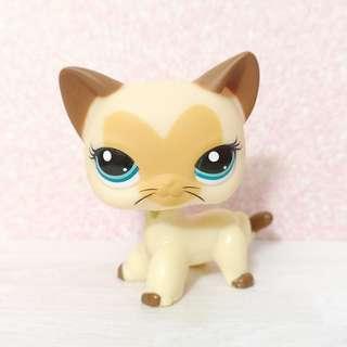 🚚 Littlest pet shop lps inauthentic heart shorthair