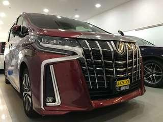 Toyota Alphard 2.5 S C-Package 7-Seater (A)
