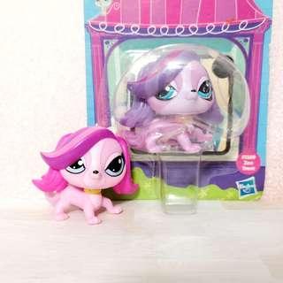 🚚 Littlest pet shop lps Zoe Trent Prototype (pink one)