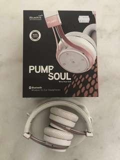 Blueant Pump Soul Wireless On-Ear Headphones