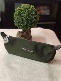 Longcamp Pouch (Army Green)