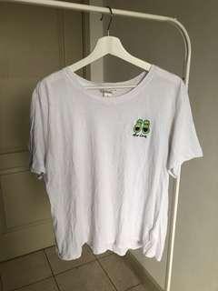 Monki avocado tshirt