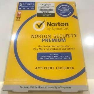 🚚 NORTON SECURITY PREMIUM 2 DEVICES