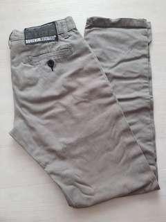 Dr Denim Grey Pants