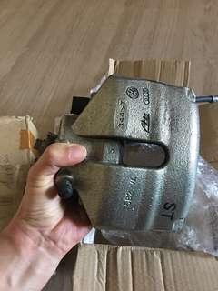 Volkswagen front brake caliper