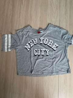 🚚 h&m new york city shirt