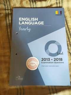 O level TYS English Language