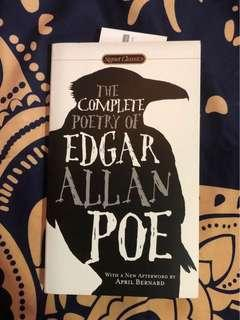 🚚 The complete poetry of Edgar Allan Poe