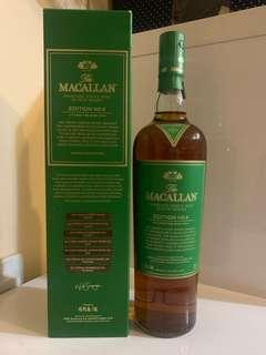 Macallan Edition No4 750 ml