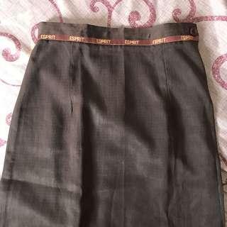 Long Skirt Rok Sepan kantoran