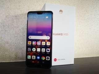 MYset Huawei P20 128GB Fullset
