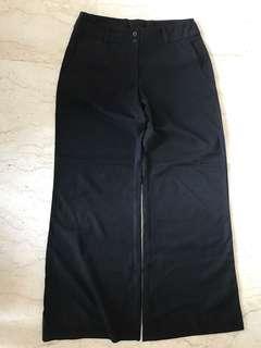 🚚 H&M Long Black Pants