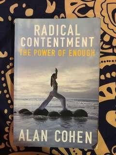 🚚 Alan Cohen - radical contentment