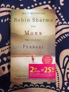 🚚 Robin sharma - The monk who sold his Ferrari