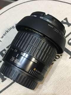 Canon EF 28-80mm超音波自動對焦鏡頭
