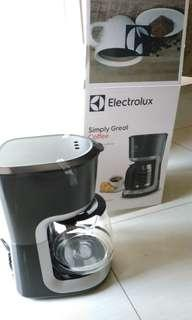 Electrolux coffee maker ECM3505 1,5 liter
