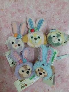 香港迪士尼 hkdl duffy 復活節 系列 磁石