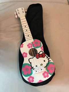 Brand new hello kitty ukulele