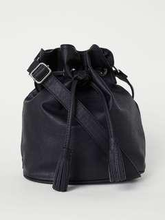 H&M Divided Bucket Bag