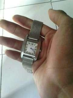 Jam tangan Cartier Tank Solo (watch only)