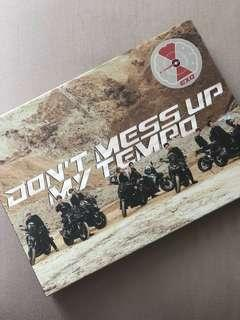 EXO 5TH ALBUM: Don't Mess Up My Tempo