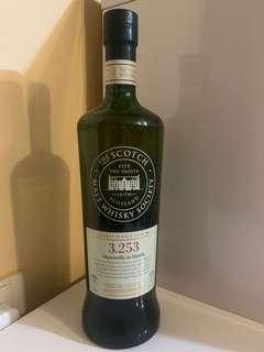 SMWS Bowmore 3.253 700ml