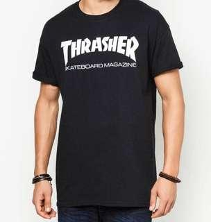 [ BNWT ] 100% authentic thrasher tee #shero