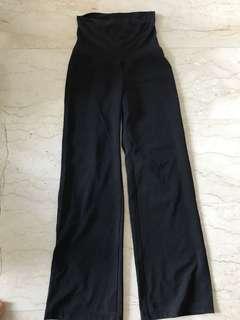 🚚 Maternity Plus Black Pants