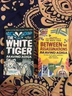 🚚 Aravind adiga - Between the assassinations / the white tiger