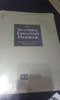 executive thick cover book in wrap