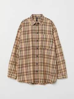 H&M Divided Flannel Shirt