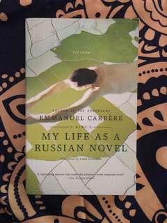 🚚 Emmanuel Carrére - My life as a Russian novel