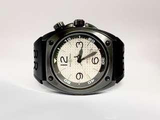 jam tangan bell&ross br02 clone
