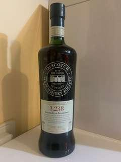 SMWS Bowmore 3.238 700ml