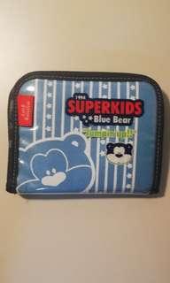 Blue Bear Wallet