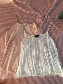 WOMENS TANK TOP FREE SIZE BEST FITS S-M FRAME