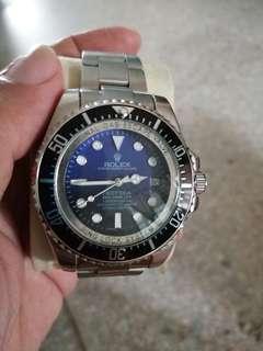 Roles deep sea automatic jam