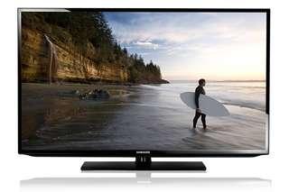 """SAMSUNG LED 1080p 40"""" TV"""