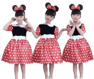 🚚 Instock Disney Micky Dress