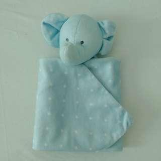 Soft toy safety blanket (blankie)